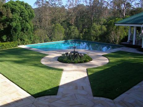 Brookfield award winning pool complete!
