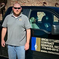 Joseph Broadstreet, Project Manager