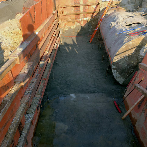 Delta Air Lines Project: Hydrovac Excavation