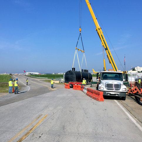 Delta Air Lines Project: Fuel Farm