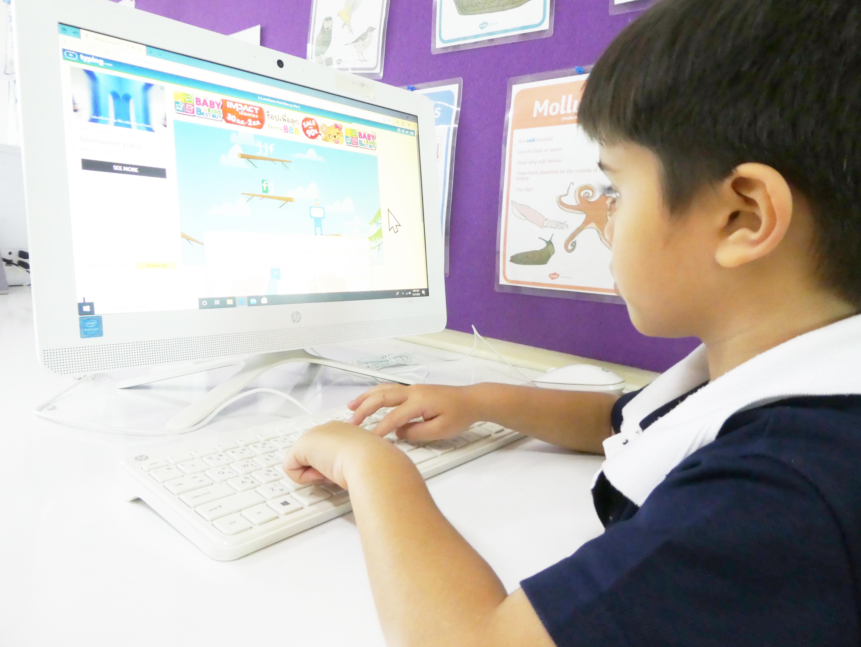 ICT Integrated Classes