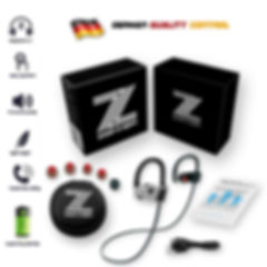 Zeinner sports headphones