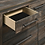 Thumbnail: IN STOCK NEW_LATTE WEATHERED DARK BROWN DRESSER.