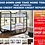 Thumbnail: IN STOCK NEW_FULL BED. FULL/FULL WORKSTATION LOFT BUNK BED IN DARK GUNMETAL
