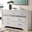 Thumbnail: IN STOCK NEW_WHITE JEWELRY DRAWERS DRESSER ONLY