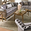 Thumbnail: In Stock 5pcs  Sofa, Loveseat,Coffee + 2 End Table