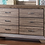 Thumbnail: IN STOCK NEW_WASH TAUPE DRESSER ONLY.