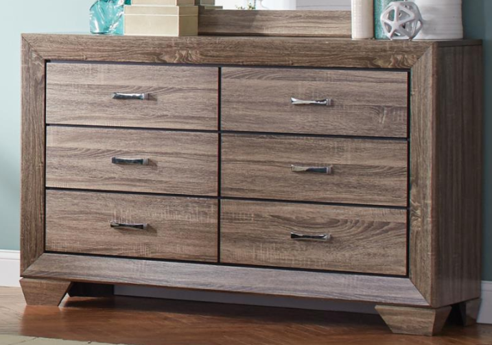 IN STOCK NEW_WASH TAUPE DRESSER ONLY.