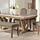 """Thumbnail: IN STOCK NEW_72"""" FAUX MABLE TOP DINING TABLE ONLY"""