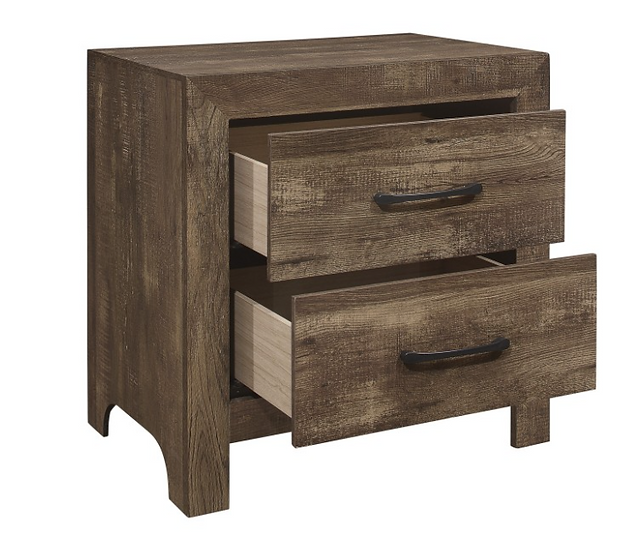 IN STOCK NEW_MODERN RUSTIC NIGHTSTAND ONLY
