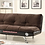 Thumbnail: IN STOCK NEW_BLUETOOTH SPEAKERS FUTON SOFA BED THREE COLOR CHOICE