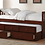 Thumbnail: In Stock_New Cherry_Twin/Twin Trundle Bed /w Two Storage Drawers. Daybed.