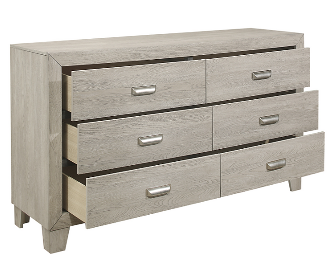 IN STOCK MODERN STYLE NATURAL LOOK DRESSER ONLY