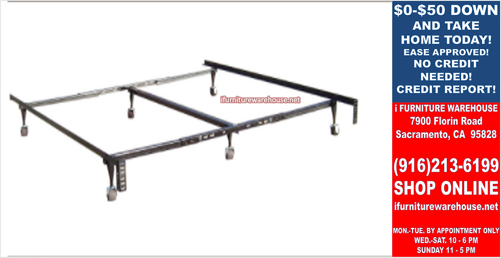 QUEEN BED FRAME, KING BED FRAME, CAL KING BED FRAME/ 3 SIZE FOR ONE PRICE
