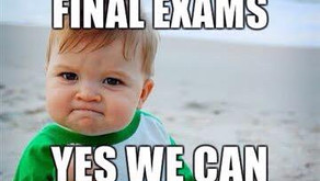 8 tips, for your final exams!