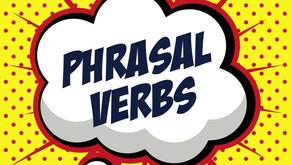 Phrasal verbs que tienes que saber, sí o sí.