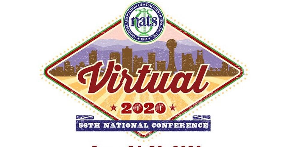 NATS Virtual Conference 2020