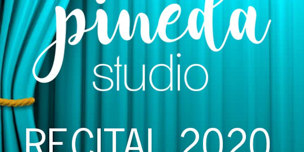 Studio Recital 2020