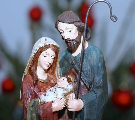 Christmas Nativity Exhibit