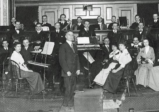 Elmira Symphony Orchestra, 1903 (600 dpi
