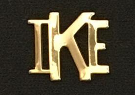 Dwight D. Eisenhower pin, 1952