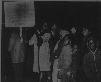 ESG.03.12.1968 - Anne Wilson at protest.