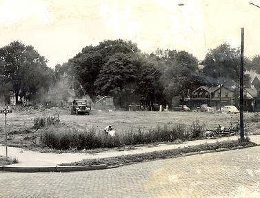 Jones Court Construction, 1951 (600 dpi)