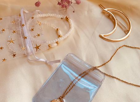 Tres Maneras de almacenar tu joyería