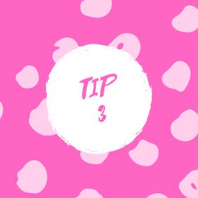 Tip 3.