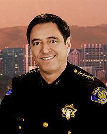 Chief Davis-Downtown San ose Backgrouns