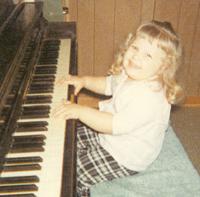 sherry at piano_1967
