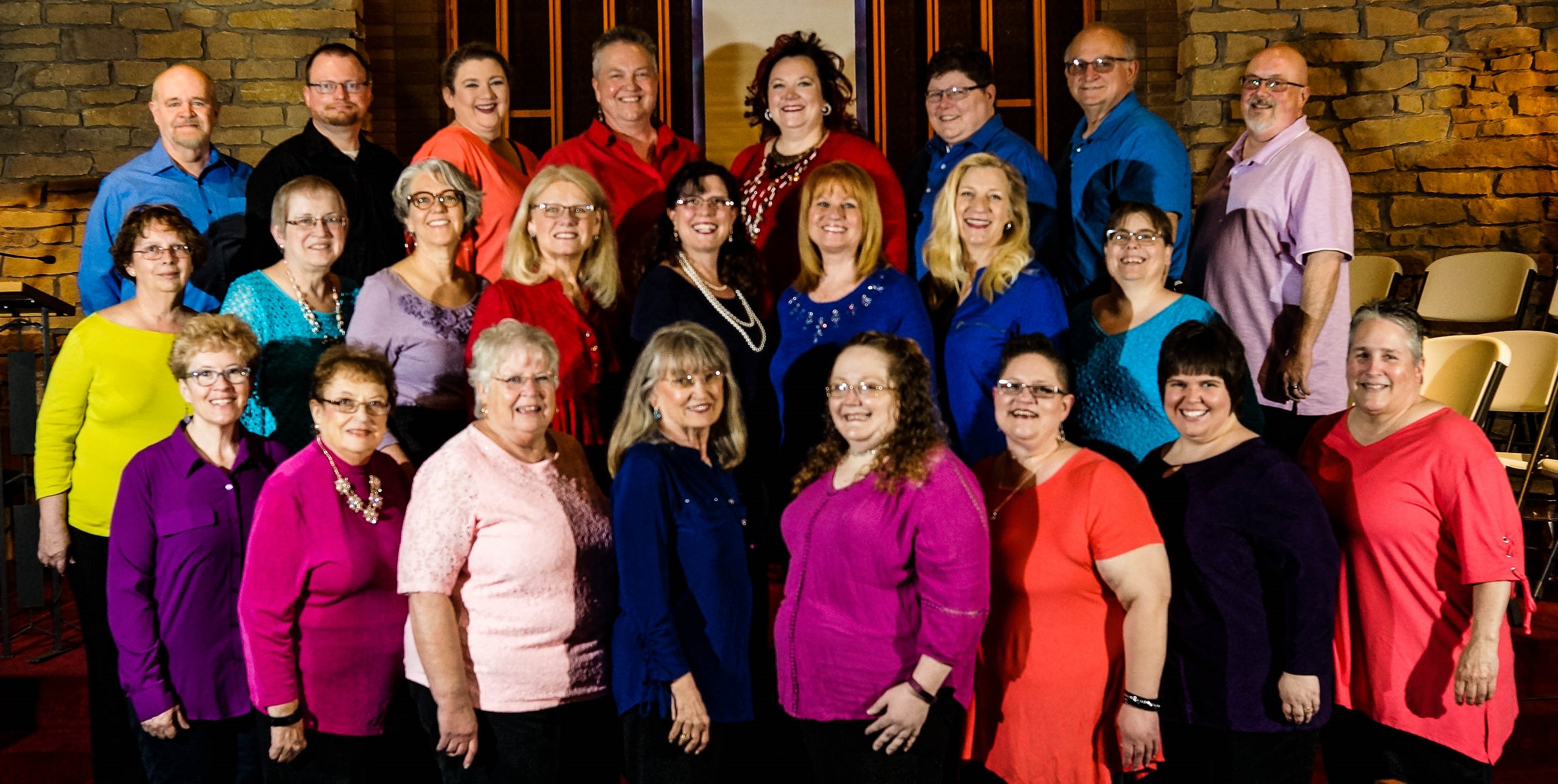 Choir Photo - 2019