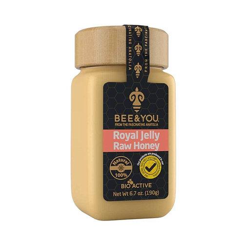 Royal Jelly Raw Honey