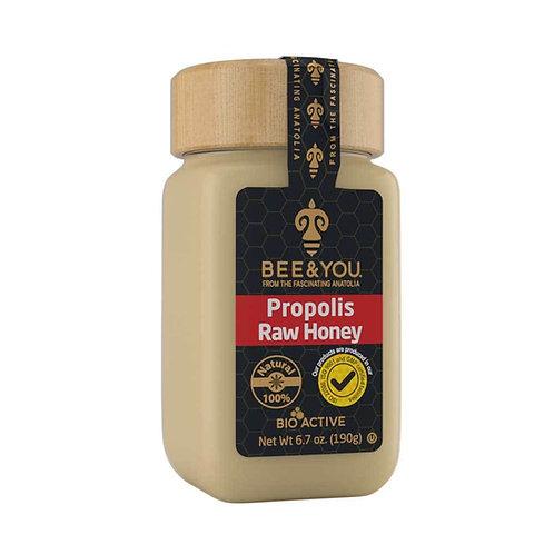 Propolis Raw Honey