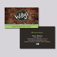 Lilaco Design Business Card Design