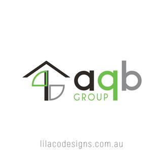 AQB Group Logo Design by Lilaco Designs