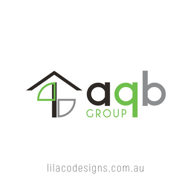 AQB Group Logo Design by Lilaco Designs