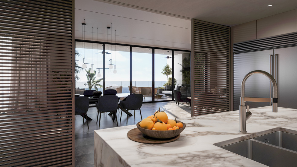Premium european designed kitchen