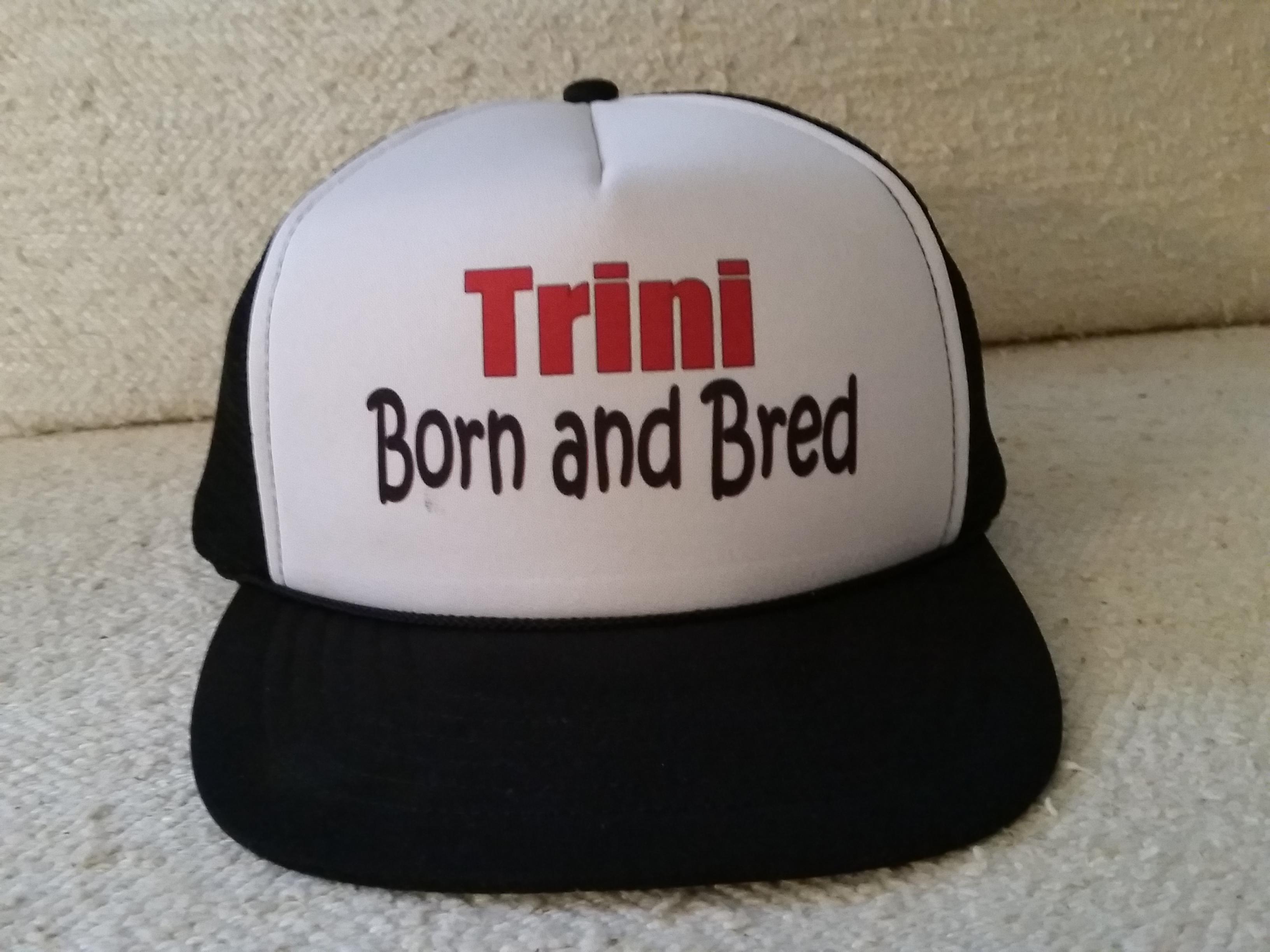 Trini Baseball Hat