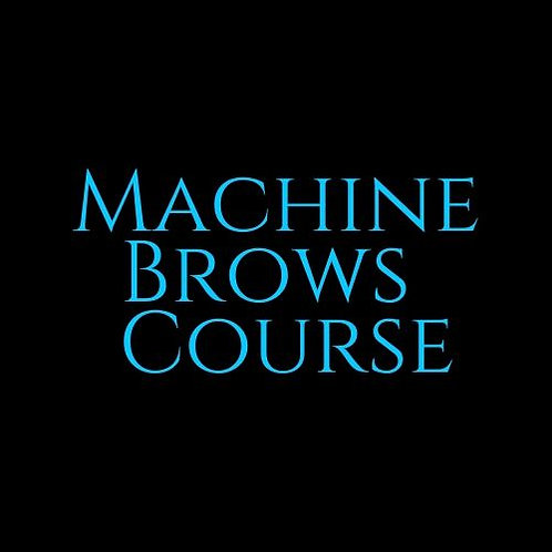 Machine brows (Ombre)