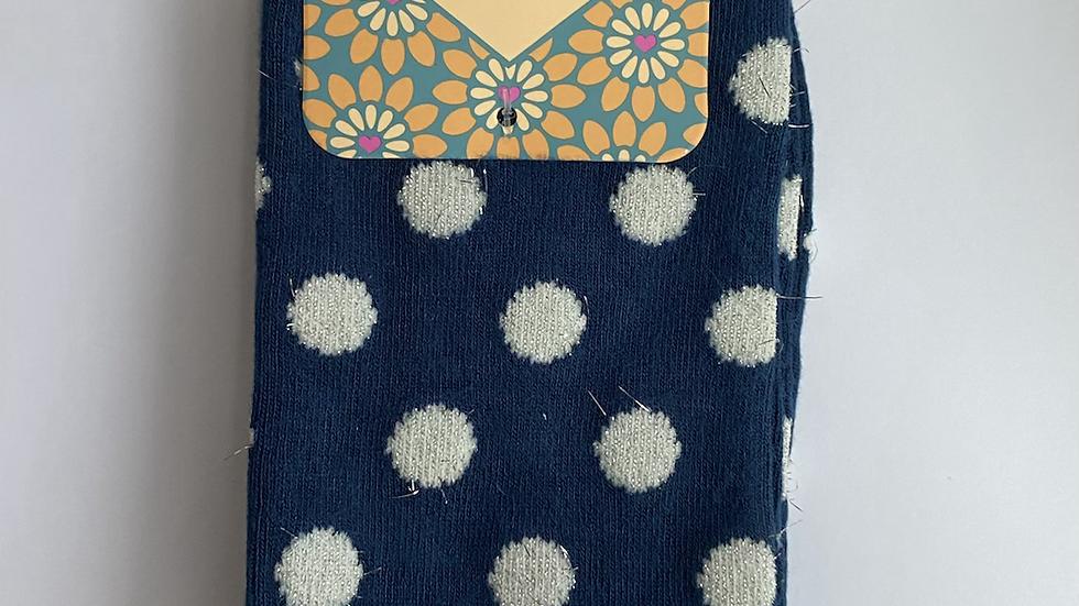 Pom bamboo socks