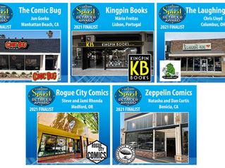 Comics are Booming!