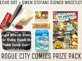 Rogue City Comics Giveaway this Weekend!
