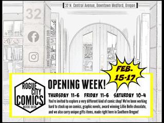 Opening Week!
