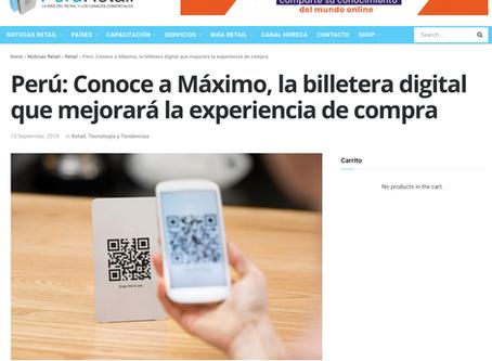 Perú: Conoce a Máximo, la billetera digital que mejorará la experiencia de compra