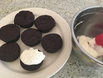 Chocolate-Beet Cupcakes {Paleo, Grain-free, Gluten-free, Dairy-free}