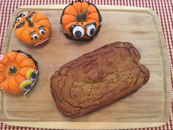 The Best Pumpkin Bread {Paleo, Grain-free, Gluten-free, Dairy-free}