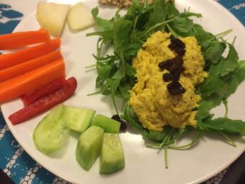 "Eva's ""World-Famous"" Chicken Salad {Paleo, Grain-free, Gluten-free, Dairy-free}"