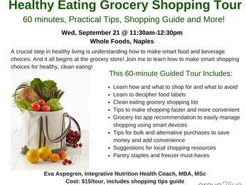 Take the Guesswork Out of Healthy Grocery Shopping!