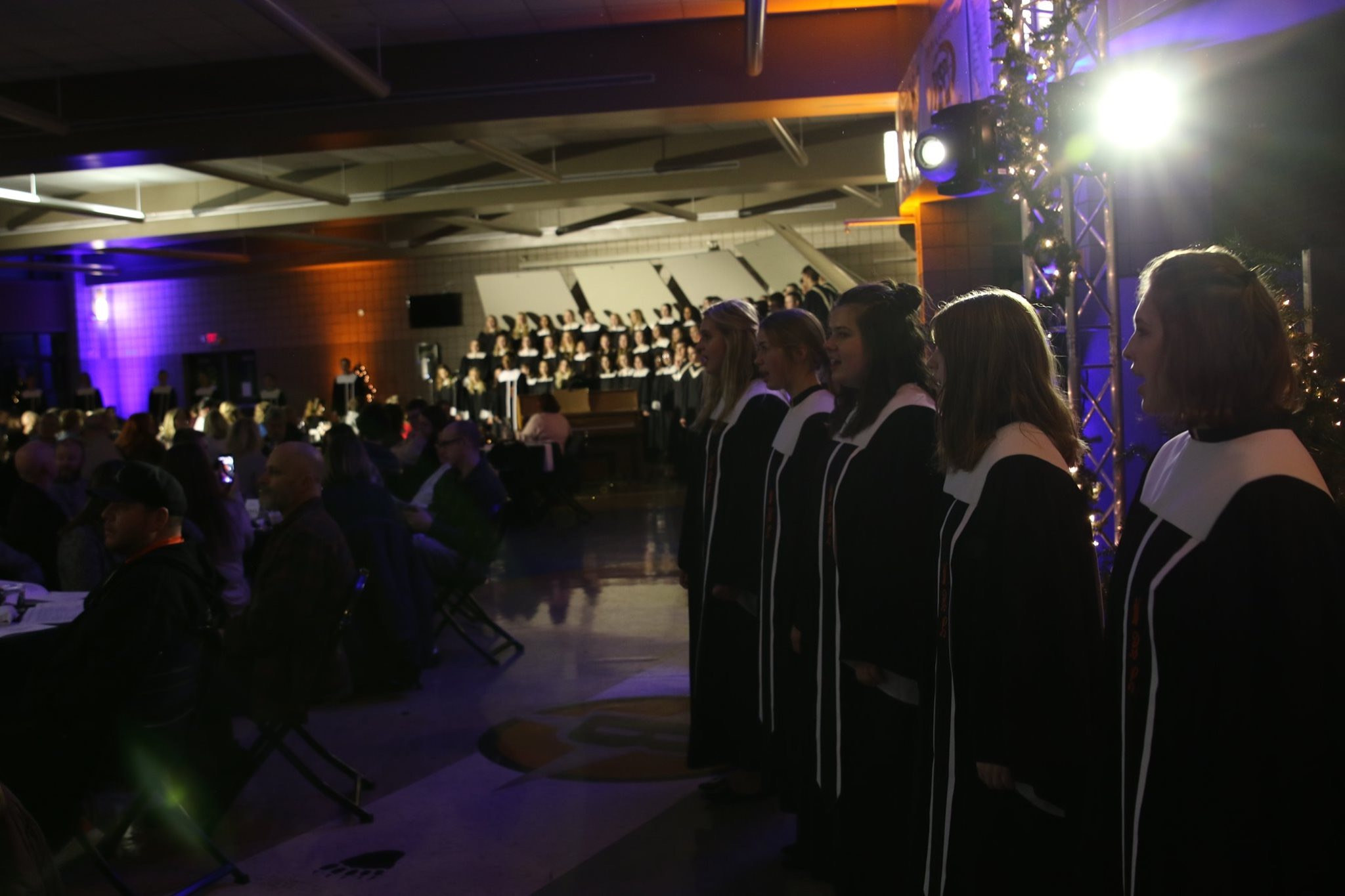 Choir Dec Dinner